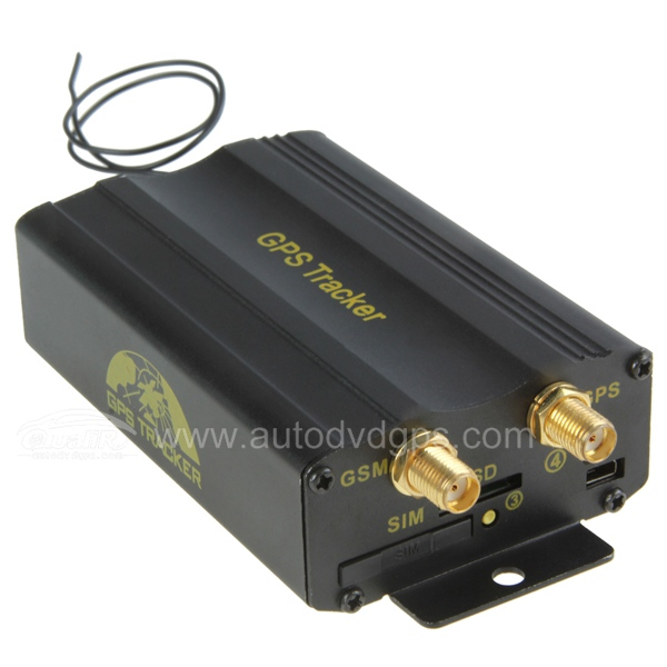 Car Realtime GPS/GSM/GPRS/S