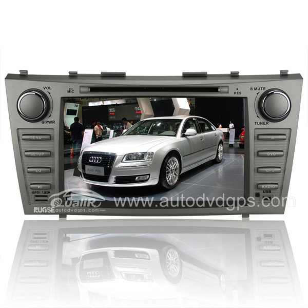 "8"" HD Car DVD Player with 3D GPS Bluetooth iPod for TOYOTA CAMRY"