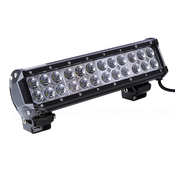 "72W 12"" CREE waterproof Led Alloy Light Bar Diving Light Lamp Off Road"