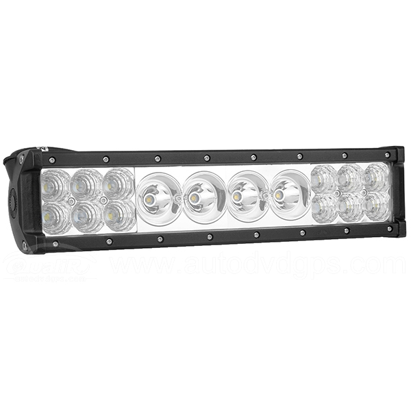 "76W 13.5"" CREE waterproof Led spot beam Light Bar Diving Light Lamp Off Road"