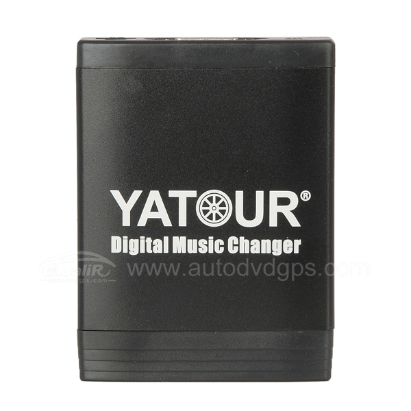 Yatour Car Digital Music Changer with blue port USB SD MP3 + Bluetooth (optional) for Honda and ACURA Series