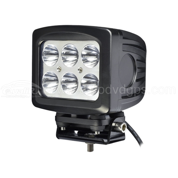 60w LED Work Light Driving Lamp For Off-road Fog Car Truck Boat ATV SUV UTE