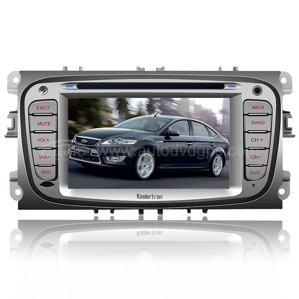 Ford Mondeo C-MAX DVD Navigation player with Digital HD touchscreen & PIP RDS Bluetooth
