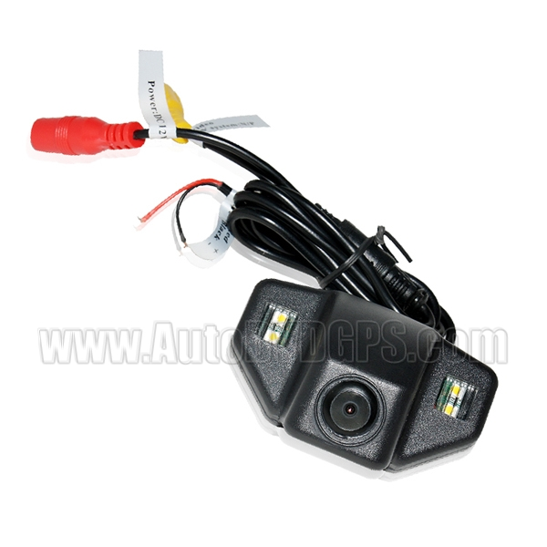 Car Reverse Rearview CCD camera NTSC for Honda CRV/ New Fit(2 carriage)