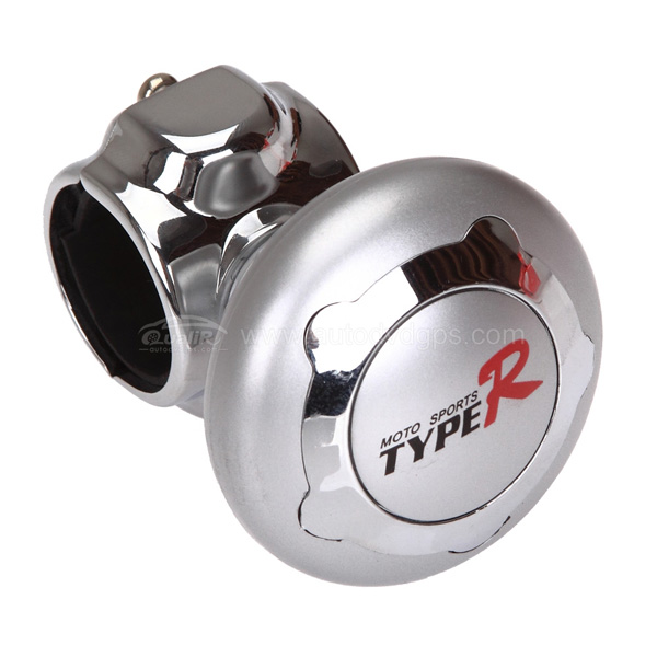 TYPE-R Car Steering Wheel Spinner Knob Power Handle TR-386