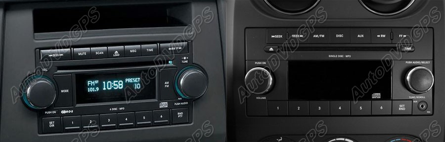 Jeep Commander  Compass DVD GPS