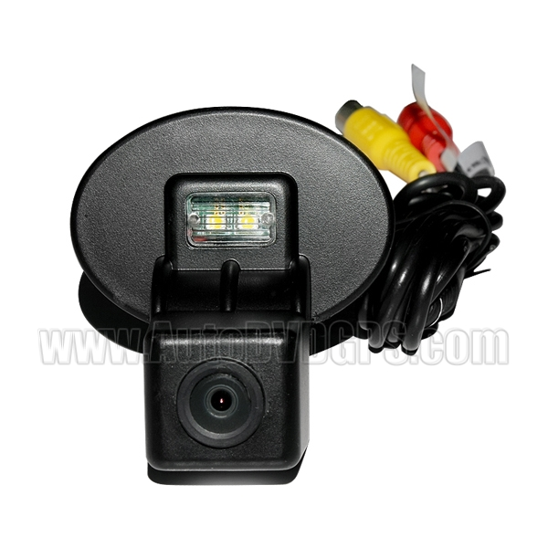 Car Reverse Rearview CMOS camera for 2009 KIA FORTE NTSC +Guard Line