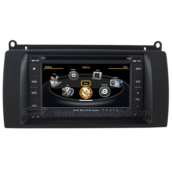 S iPod Car DVD Player with GPS Navi and Digital Touchscreen RDfor MG MG7 & Rover 75 with Install dash kit