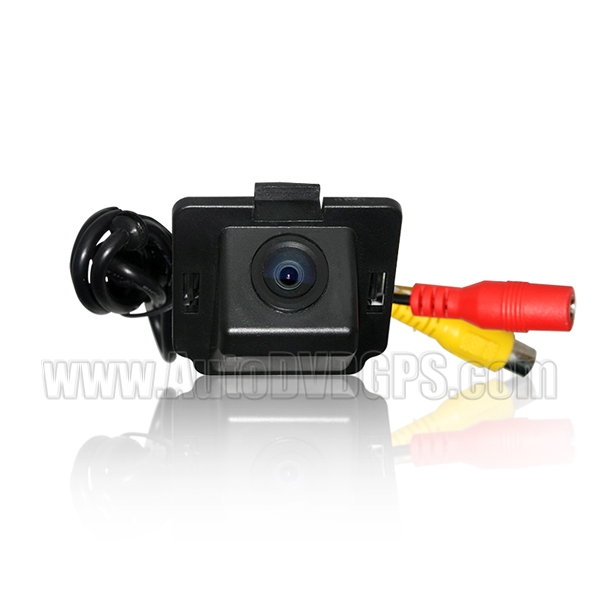 Car Reverse Rearview CMOS camera for Mitsubishi Outlander NTSC +Guard Line
