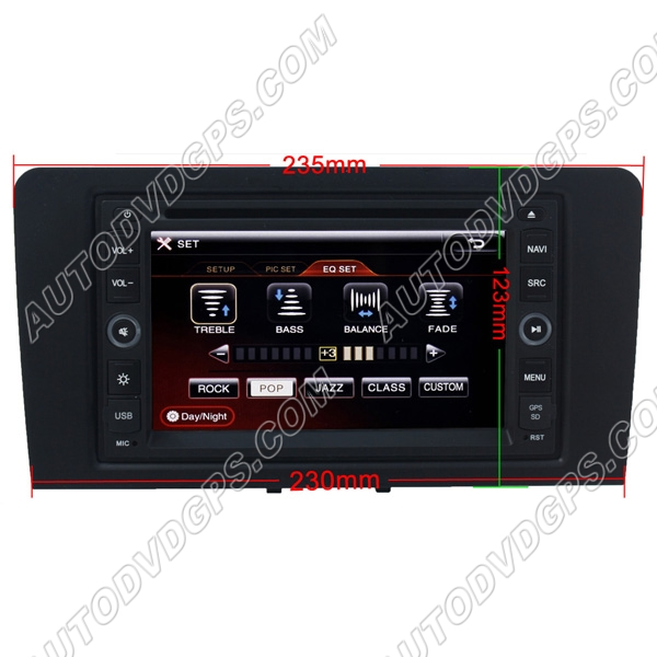 audi a3 dvd gps navigation system qualir blog. Black Bedroom Furniture Sets. Home Design Ideas