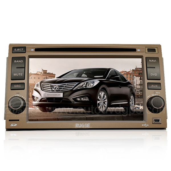 Upgraded 2006-2011 Hyundai Azera DVD GPS Navigation With 3 Zone/POP 3G/WIFI/20 Disc CDC/DVD Recording/Phonebook/Game
