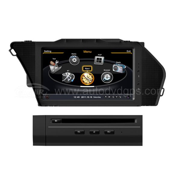 Car DVD GPS Navigation For Mercedes Benz GLK With dual-core/3Zone POP 3G/WIFI/20 Disc CDC/DVD Recording/Phonebook/Game