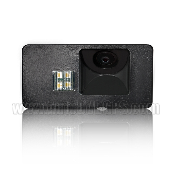 Car Reverse Rearview CMOS camera for BMW 5 & 7 Series NTSC +Guard Line