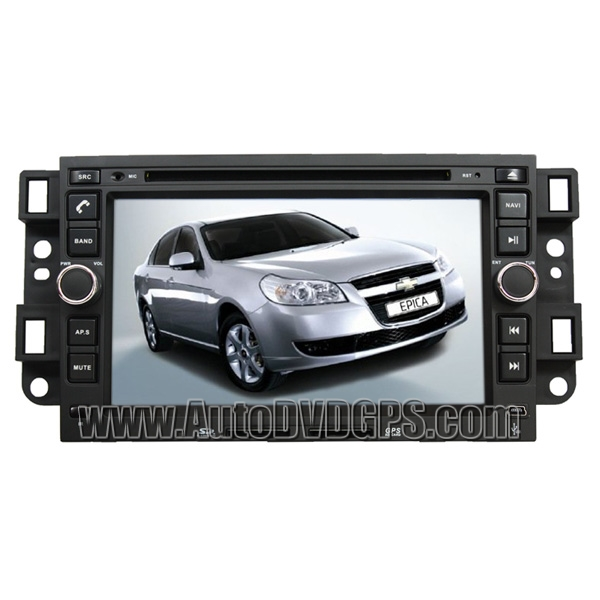 "Car DVD GPS player with 7"" Digital Touchscreen for Chevrolet New Epica 2007 2008& LOVA + Bluetooth iPod control"