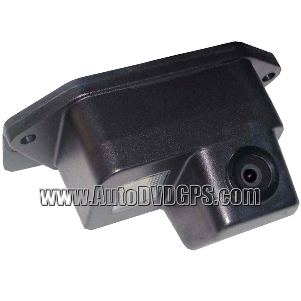 Car Reverse Rearview 136 chip camera for Mitsubishi Lancer NTSC