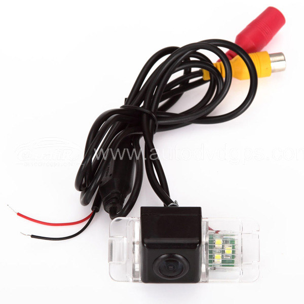 Car Reverse Rearview 136 chip camera for Ford Mondeo & FIESTA & FOCUS of 2 Carriages PAL