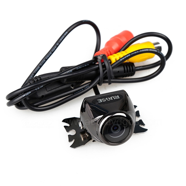 Waterproof Night Vision Car Rear View Backup Camera with 150 Degree Viewing Angle and Stainless Polished Surface, NTSC