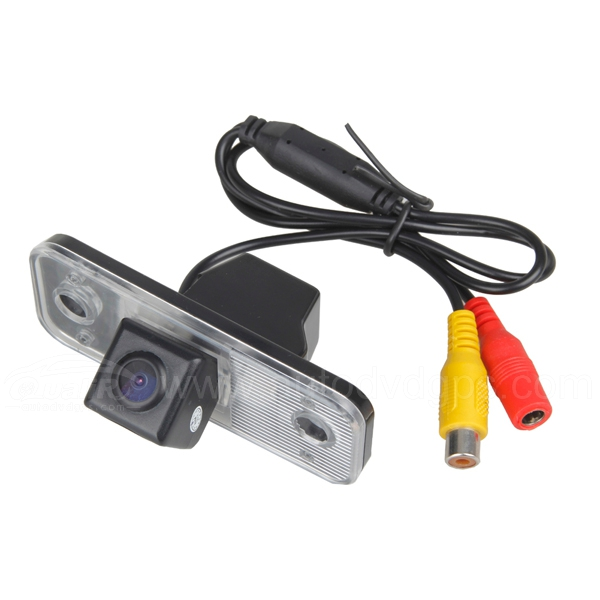 Car Reverse Rearview 136 chip camera for Hyundai Santa Fe Azera PAL