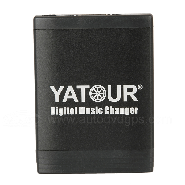 Yatour Car Digital Music Changer USB SD MP3 + Bluetooth (optional) for PEUGEOT CITROEN Series with RD4 Radio