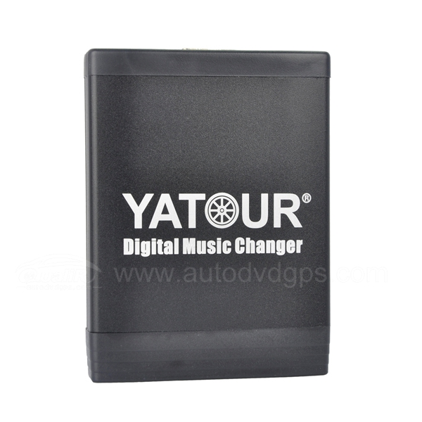 Yatour Car Digital Music Changer USB SD MP3 + Bluetooth optional for Hyundai Sonata Tucson SantaFe Coupe Accent MAXIMA