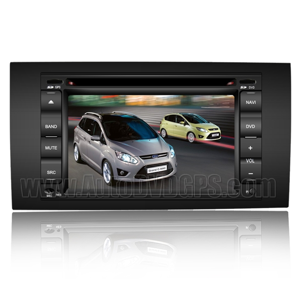 Ford Galaxy Navigation DVD System with Digital Touch screen