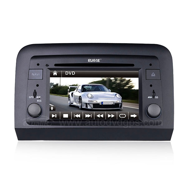 2 DIN Car DVD HD Digital Touch screen Player Navigation Stereo with Bluetooth Ipod RDS USB SD For Fiat Croma 2005-2012