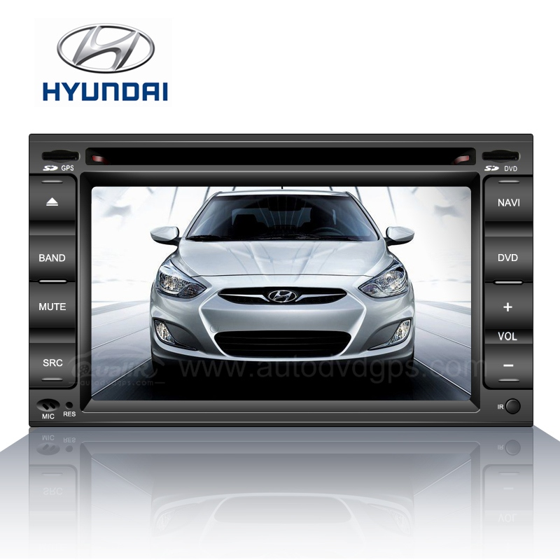 Hyundai Tucson DVD Navigation player with Digital touchcreen and iPod BT Control/SWC/Radio