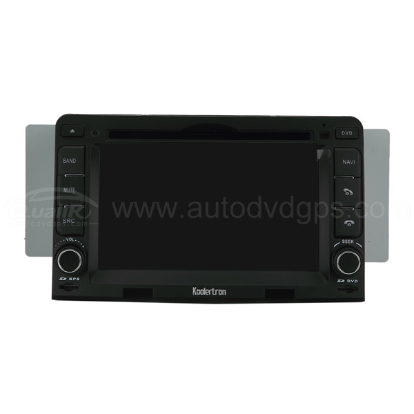 Car DVD GPS Navigation For 2009-2012 Hyundai i30 with Automatic Air Conditioning