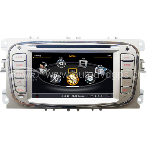 Car DVD GPS Navigation s100 system With dual-core/3Zone POP 3G/WIFI/20 Disc CDC/ DVD Recording/ Phonebook / Game For Ford Mondeo/Focus/S-MAX