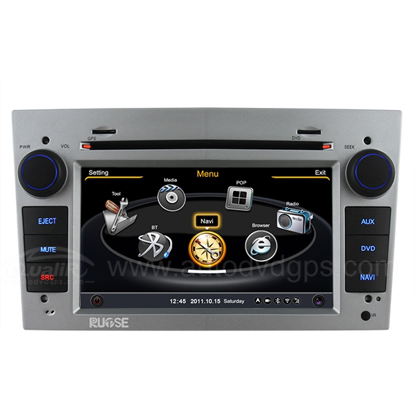 "Upgraded 6.2"" DVD Navigation System With 3 Zone/POP/3G/WIFI/DVD Recording/Phonebook/Game For Opel Astra Antara Corsa Zafira"