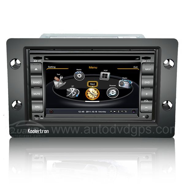 SAAB 9-5, 95 Car DVD Player with (GPS Navigation, Digital Touchscreen, PIP, Bluetooth)