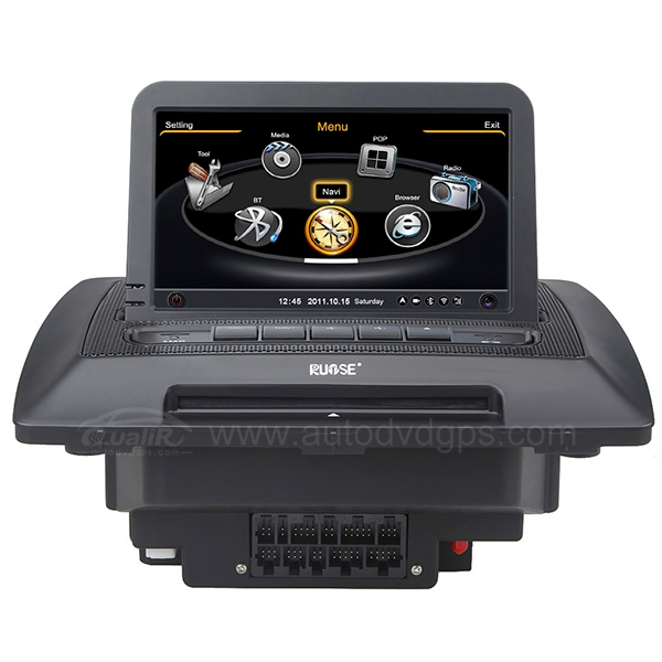 Car DVD GPS Navigation With dual-core/3Zone POP 3G/WIFI/20 Disc CDC/ DVD Recording/ Phonebook / Game For 2007-2013 VOLVO XC90
