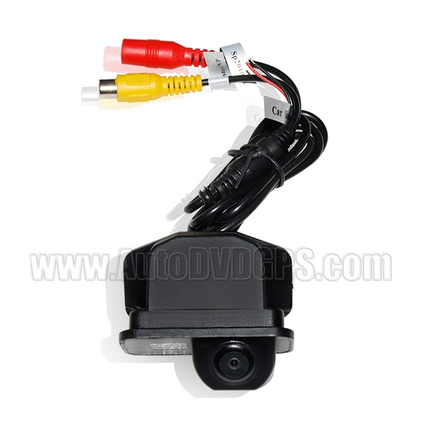 Car Reverse Rearview Cmos Camera for Toyota Corolla( & Corolla EX) NTSC System +Guard Line