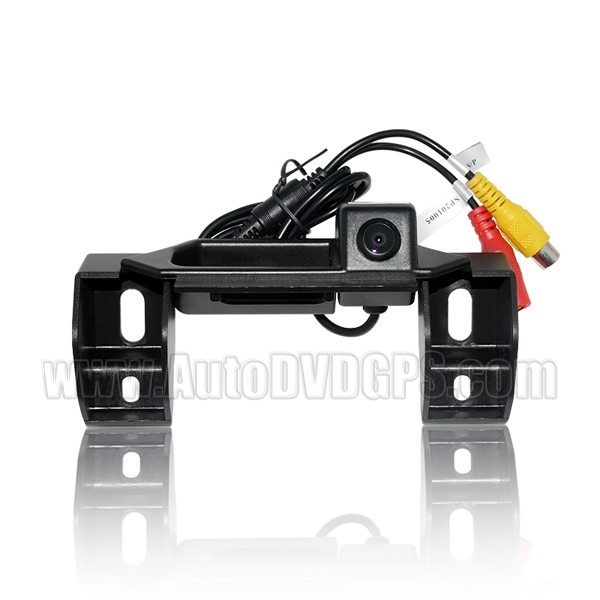 Car Reverse Rearview CMOS camera for Suzuki SX4 of 2 Carriages NTSC +Guard Line 2009-2011