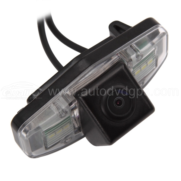 High Definition CMD Reverse Rearview camera for Honda Accord 08 PAL