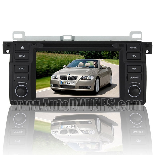 BMW 3 Series DVD GPS player with Digital Touch screen / PIP RDS /V-CDC