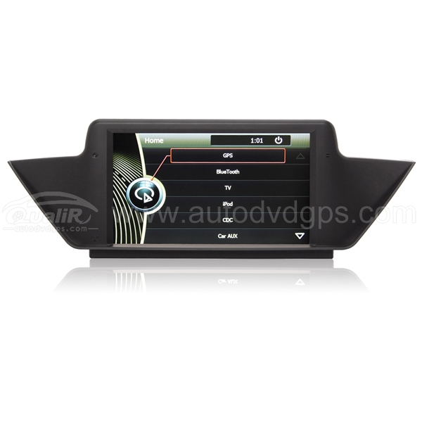 8 inch HD Touch Screen GPS Navigation CDC Bluetooth ipod for BMW X1 E84 2009 2010 2011 2012 2013