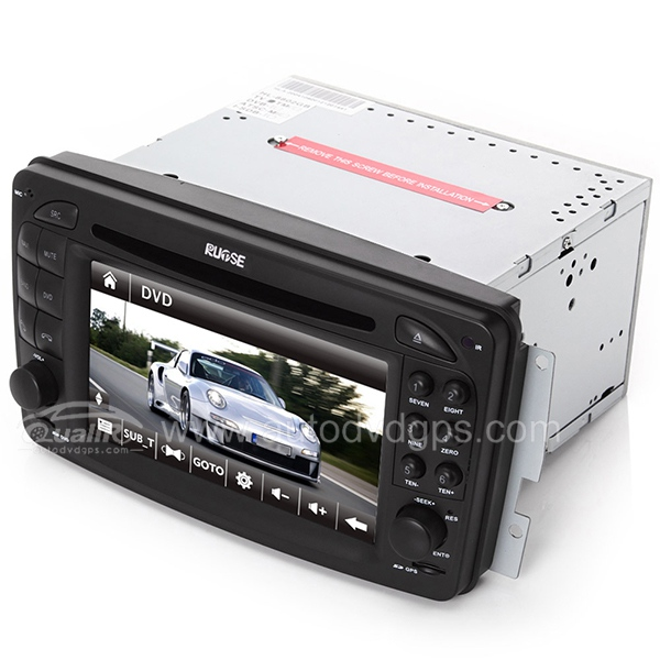 HD touchcreen DVD-based Navigation System with iPod BT for Mercedes-Benz C-CLASS W203 2000-2005/A-CLASS W168 1998-2001/CLK-C209 W209/G-CLASS W463