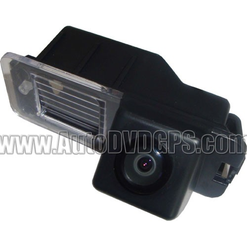 Car Reverse Rearview CCD camera for Golf 6/2011 POLO/2011 BORA PAL