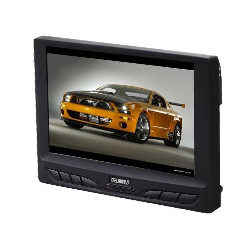 7 inch LCD Monitor for car DVD Camera/GPS