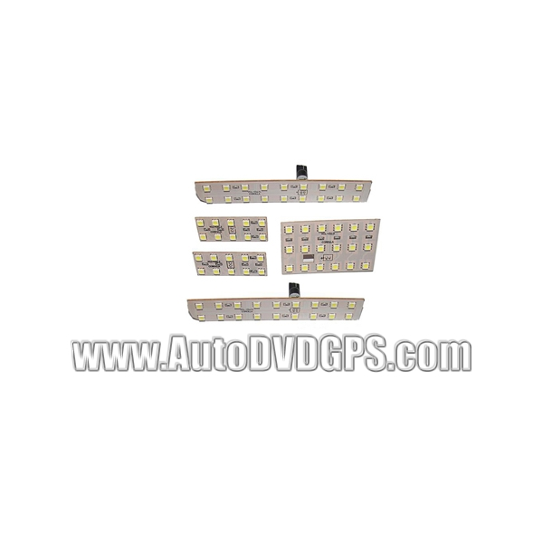 LED Room Lamp for Toyota Corolla, Deluxe Edition