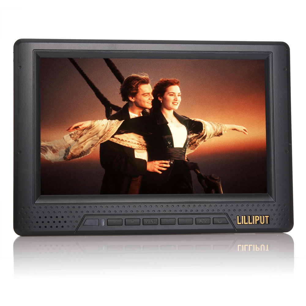 LILLIPUT 668GL-70NP H/Y 7inch  on-camera Field HD LCD Monitor with  Composite Input