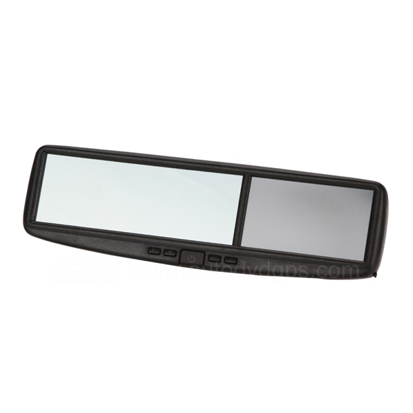 4.3 inch TFT LCD Rearview Monitor with GPS navigation MP3 MP4