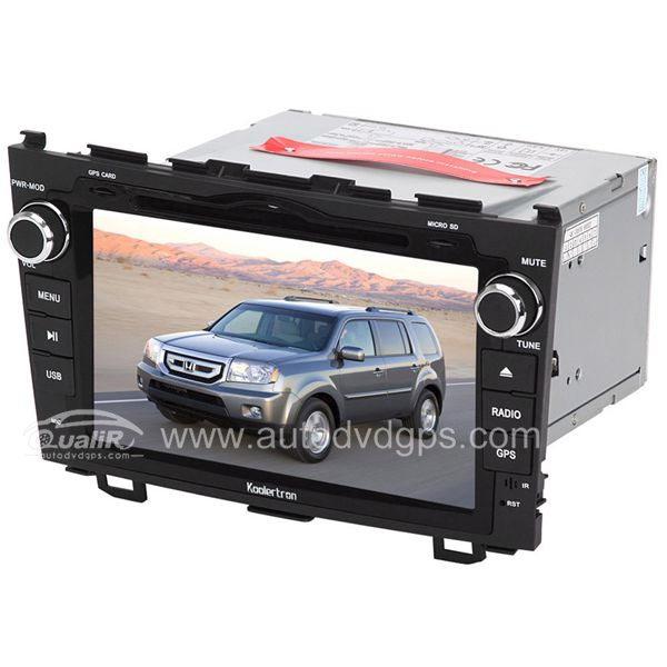 "8"" Car DVD Player HONDA CRV GPS HD Bluetooth SD iPod USB 3D"