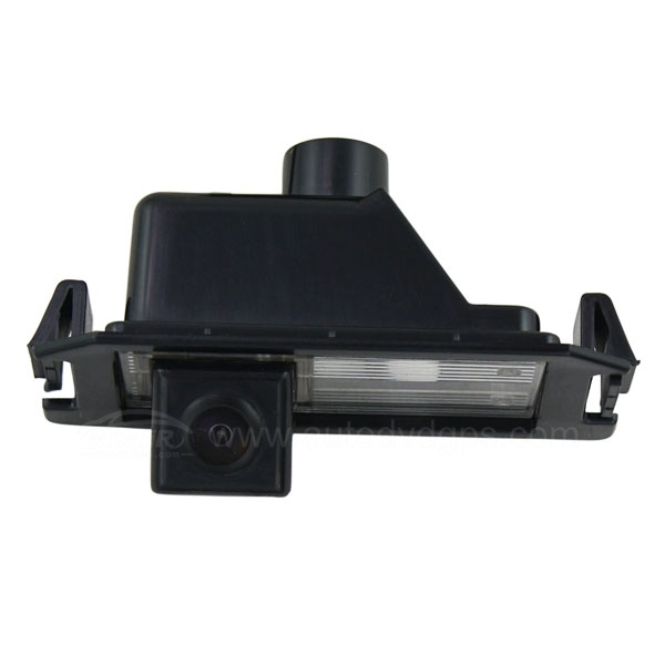 Car Reverse Rearview CMOS camera for Hyundai I30 NTSC +Guard Line