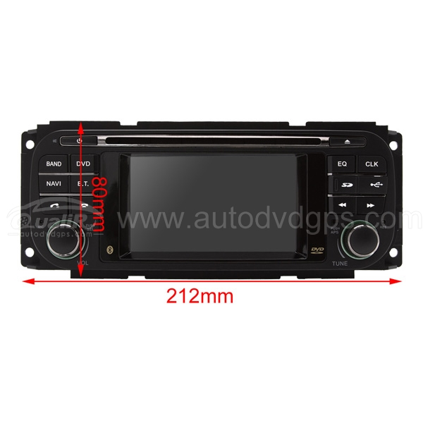 New 1 5 Din Head Unit With All The Bells Amp Whistles Jeep Wrangler Forum