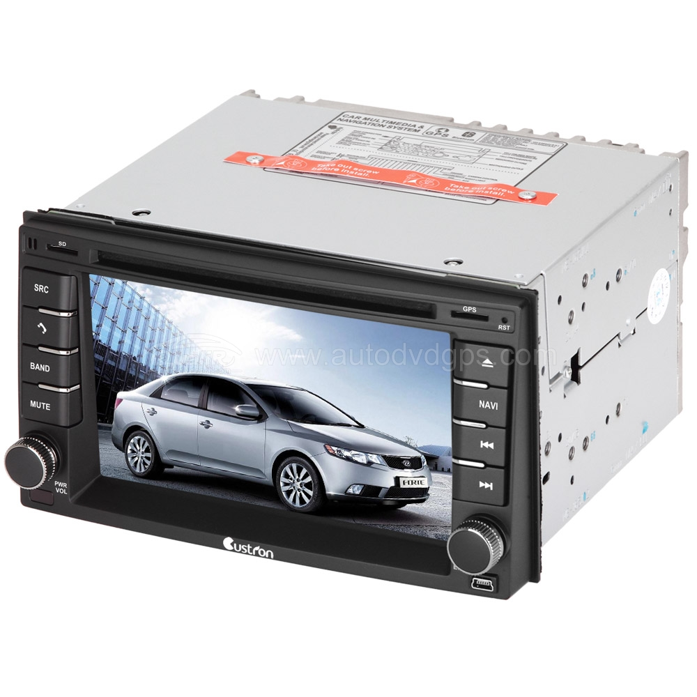 Custron T1065KIA OEM DVD GPS NAVI Radio/ All In One Multimedia System Phonebook For Kia Cerato Sorento Sportage Carens Carnival Rio