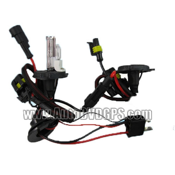 HID Xenon Light 8000K, 35W, H4-3 Hid Bulb,  A Pair Light for Sale
