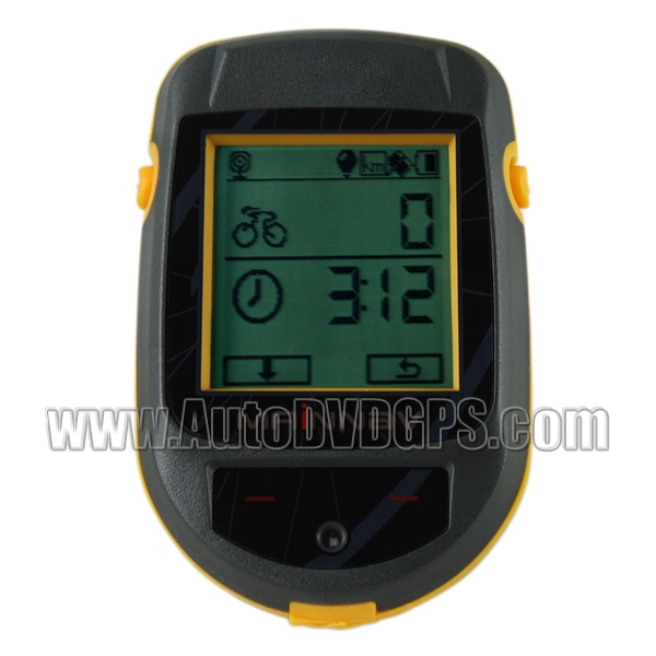 Mainnav MG-600B Sport Bike GPS Data Logger
