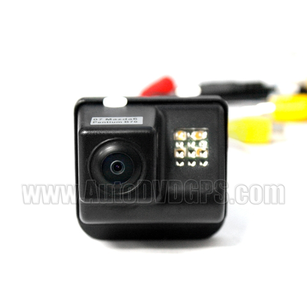 Car Reverse Rearview CCD camera for 07 Mazda 6 PAL